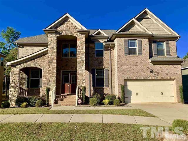 60 Olde Liberty Drive, Youngsville, NC 27596 (#2241518) :: Raleigh Cary Realty