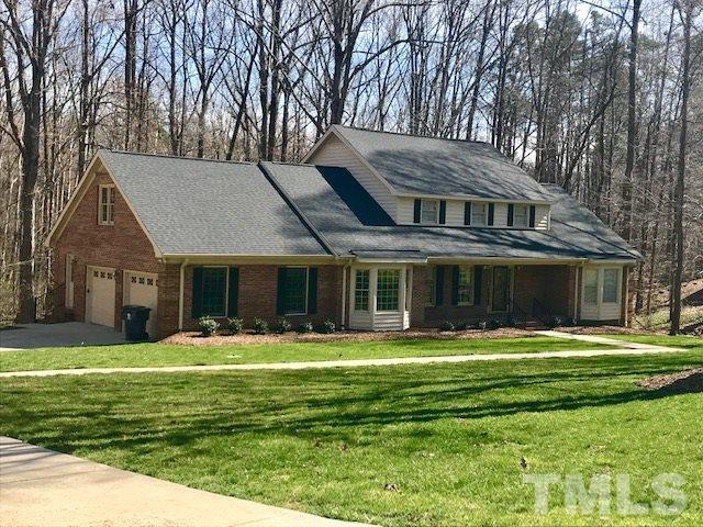 225 Saddletree Road, Oxford, NC 27565 (#2243275) :: The Perry Group