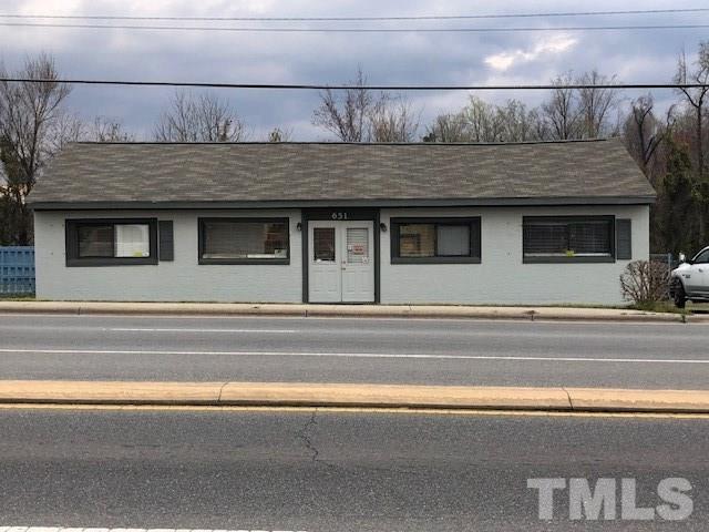 651 N Brightleaf Boulevard, Smithfield, NC 27577 (#2243813) :: The Beth Hines Team