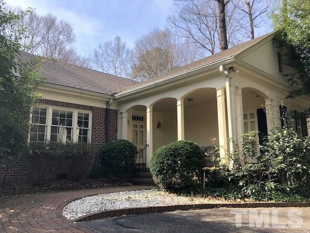 901 Marlowe Road, Raleigh, NC 27609 (#2244088) :: Realty World Signature Properties