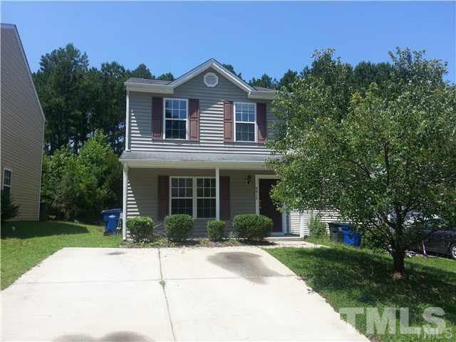 6917 Jeffreys Creek Lane, Raleigh, NC 27616 (#2244218) :: The Beth Hines Team