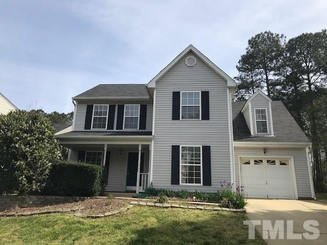 305 Arbor Crest Road, Holly Springs, NC 27540 (#2245905) :: The Perry Group
