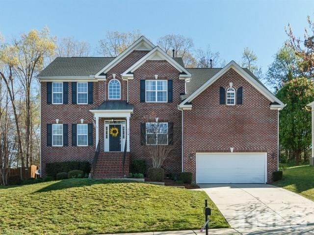 9224 Dansforeshire Way, Wake Forest, NC 27587 (#2247877) :: Raleigh Cary Realty