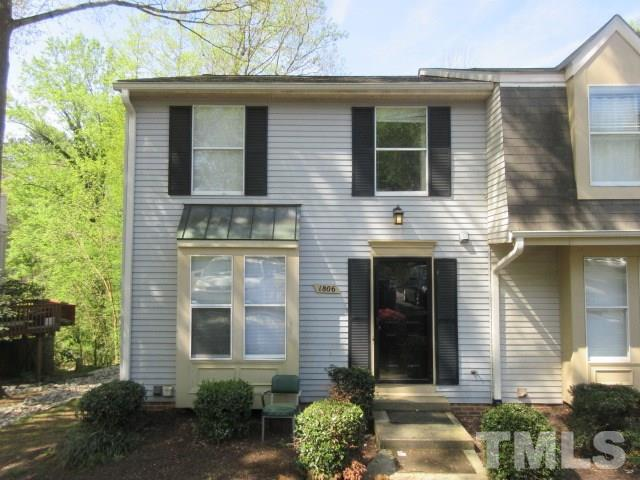 1806 Sara Lane, Raleigh, NC 27606 (#2247959) :: The Jim Allen Group