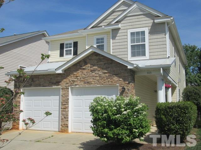 305 Palmdale Court, Holly Springs, NC 27540 (#2248123) :: The Perry Group