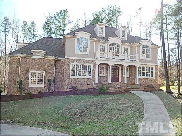 1061 Silverleaf Drive, Youngsville, NC 27596 (#2248560) :: Morgan Womble Group