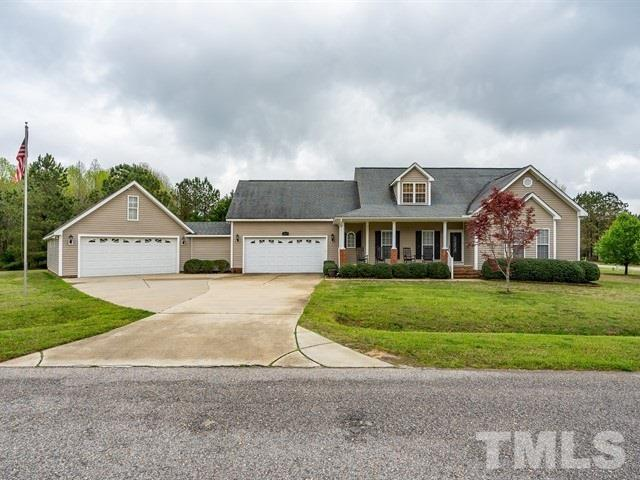 5920 Shady View Drive, Wendell, NC 27591 (#2249054) :: Morgan Womble Group