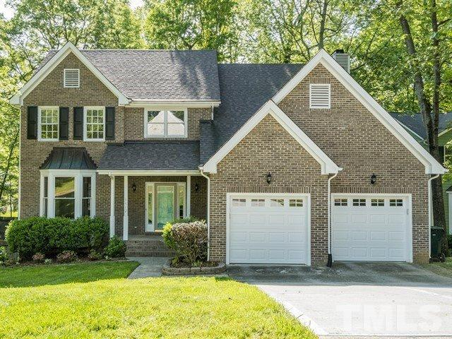 9412 Cartersville Court, Raleigh, NC 27617 (#2250674) :: Marti Hampton Team - Re/Max One Realty