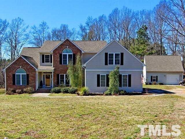96 Whaley Lane, Henderson, NC 27537 (#2252055) :: RE/MAX Real Estate Service