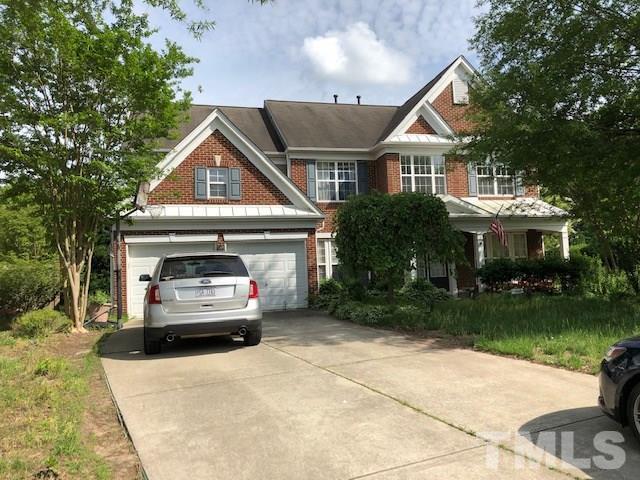 113 Bristlewood Drive, Morrisville, NC 27560 (#2252782) :: Marti Hampton Team - Re/Max One Realty