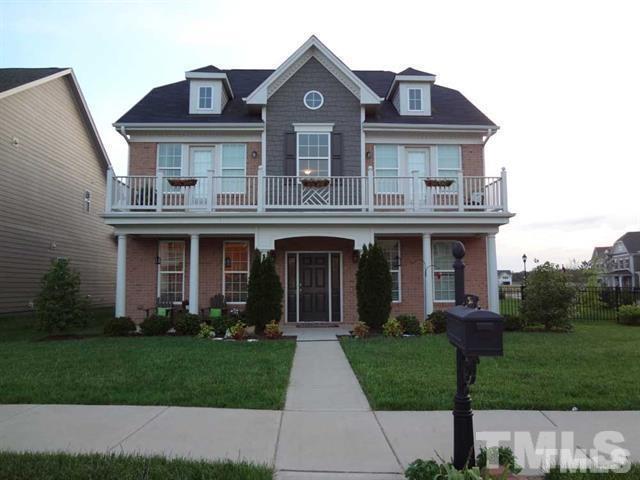 2133 Glade Valley Lane, Morrisville, NC 27560 (#2255502) :: Sara Kate Homes