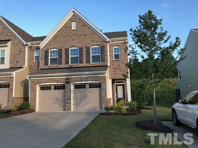 417 Durants Neck Lane, Morrisville, NC 27560 (#2255542) :: Sara Kate Homes