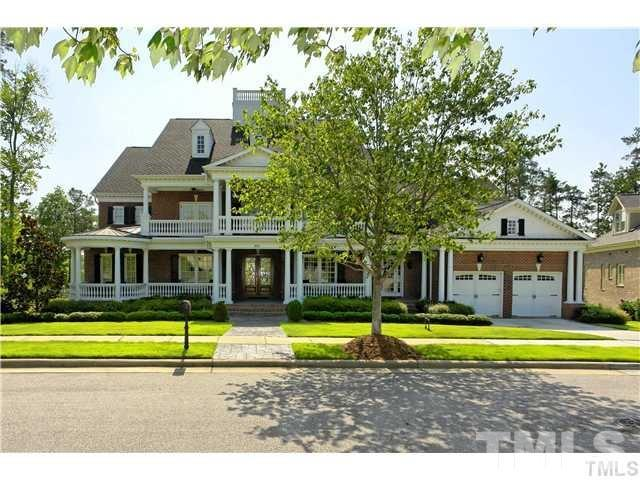 905 Dominion Hill Drive, Cary, NC 27519 (#2256139) :: The Perry Group