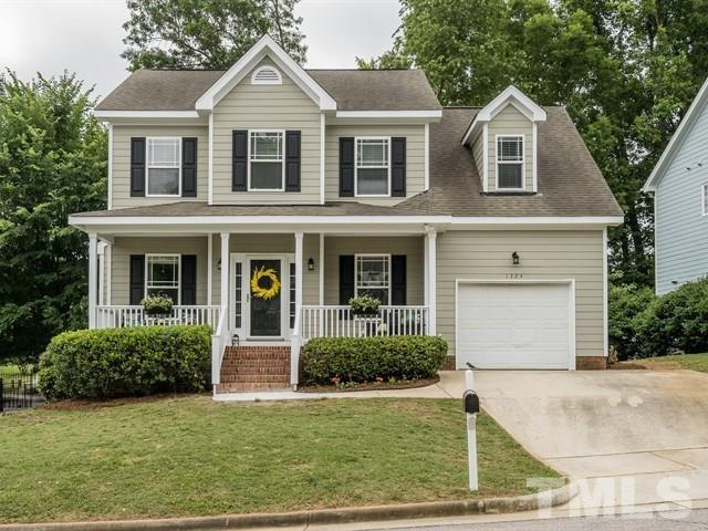 1324 Wellwater Court, Raleigh, NC 27614 (#2256464) :: The Perry Group