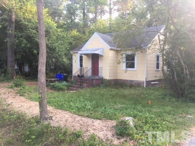 106 Goldston Drive, Carrboro, NC 27510 (#2257287) :: M&J Realty Group
