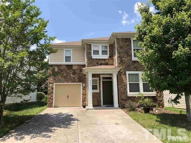 317 New Milford Road, Cary, NC 27519 (#2257459) :: Marti Hampton Team - Re/Max One Realty