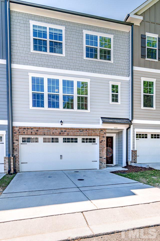 1413 Regents Lane, Apex, NC 27502 (#2259180) :: Sara Kate Homes