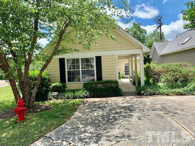 503 High Ridge Drive, Durham, NC 27707 (#2261237) :: Marti Hampton Team - Re/Max One Realty