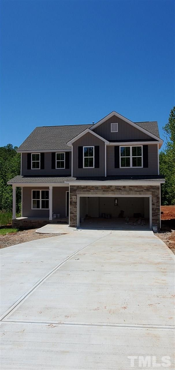 25 Anna Marie Way, Youngsville, NC 27596 (#2261496) :: The Perry Group