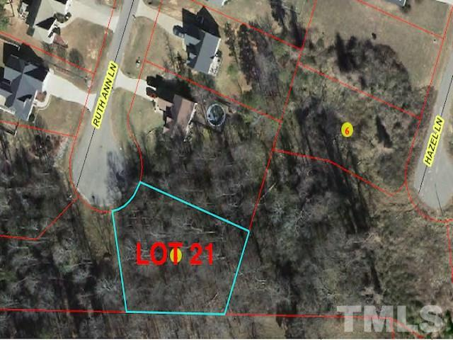 0 LOT 21 Ruth Ann Lane, Broadway, NC 27505 (#2262353) :: Rachel Kendall Team