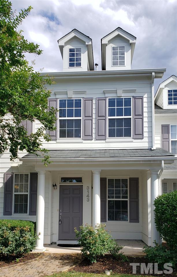 3143 Rapid Falls Road, Cary, NC 27519 (#2262745) :: Sara Kate Homes