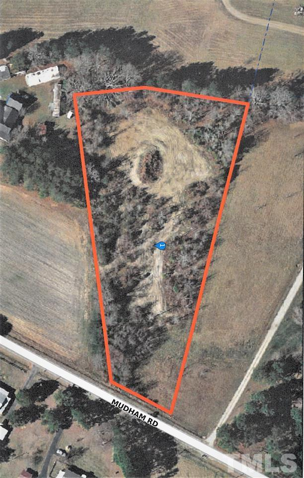 Lot 1A, SR 1722 Mudham Road, Wendell, NC 27591 (#2263052) :: Morgan Womble Group