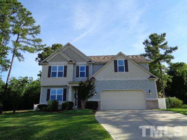 210 Timberland Drive, Angier, NC 27501 (#2263509) :: M&J Realty Group