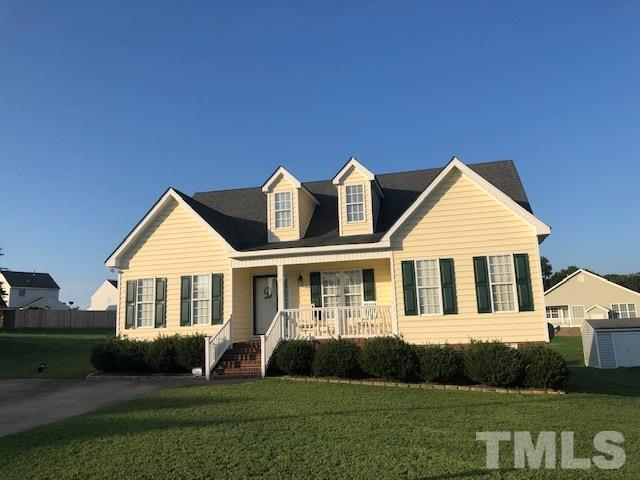 111 Collingbourne Court, Rocky Mount, NC 27804 (#2263577) :: Dogwood Properties
