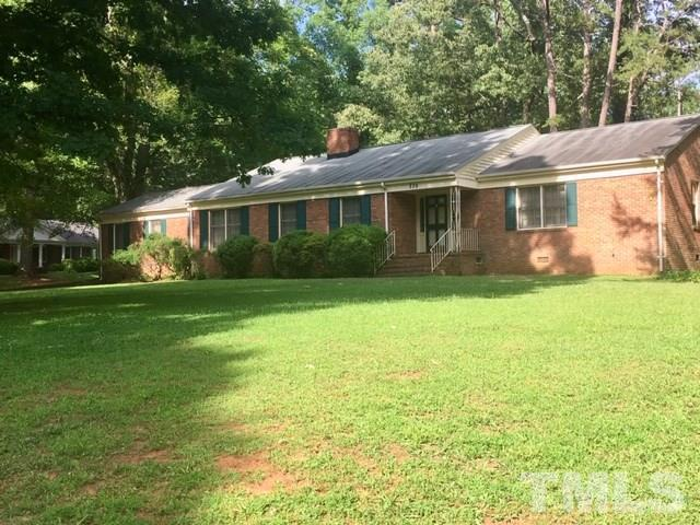 370 Hillcrest Drive, Henderson, NC 27536 (#2263752) :: Raleigh Cary Realty