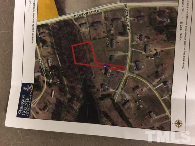 112 Christina Avenue, Smithfield, NC 27577 (#2264320) :: Morgan Womble Group