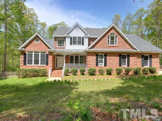 6818 Wood Forest Drive, Cary, NC 27519 (#2264738) :: The Perry Group
