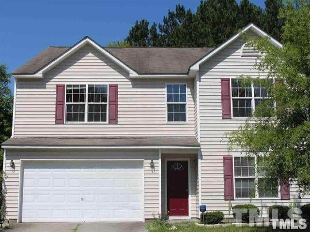 3936 Tyler Bluff Lane, Raleigh, NC 27616 (#2264815) :: The Beth Hines Team