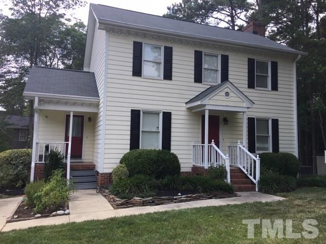202 Wood Hollow Drive, Cary, NC 27513 (#2265174) :: Morgan Womble Group