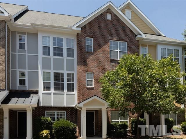 149 Dove Cottage Lane, Cary, NC 27519 (#2265520) :: The Jim Allen Group