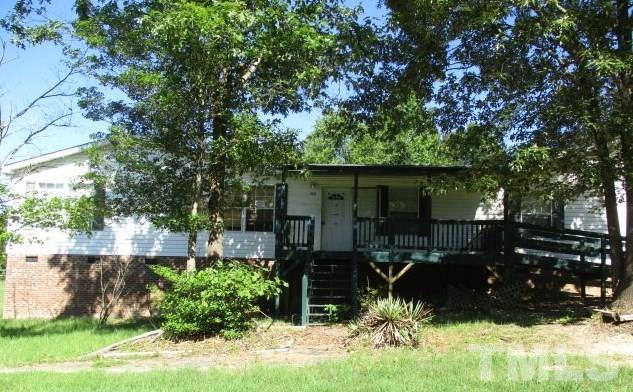 1461 Sims Bridge Road, Kittrell, NC 27544 (#2265850) :: The Amy Pomerantz Group