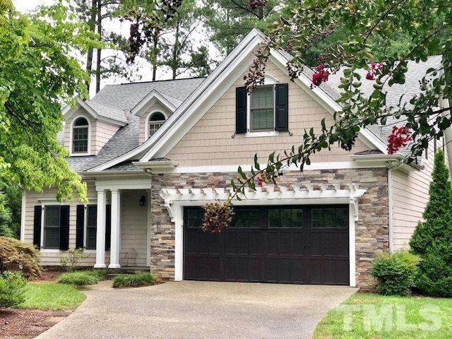 101 Cross Creek Drive, Chapel Hill, NC 27514 (#2266733) :: Morgan Womble Group