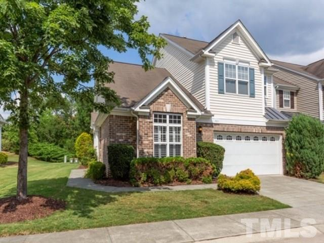 401 Courthouse Drive, Morrisville, NC 27560 (#2266803) :: Rachel Kendall Team