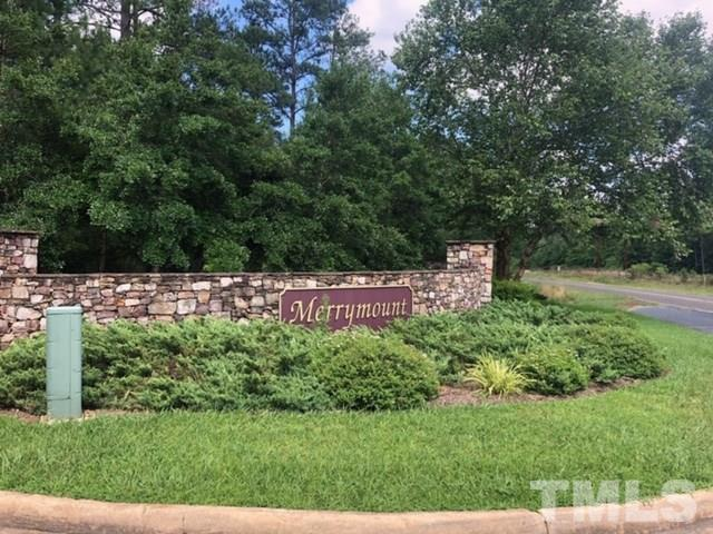 Lot 201 Hawtree Way, Wise, NC 27594 (#2267980) :: The Amy Pomerantz Group