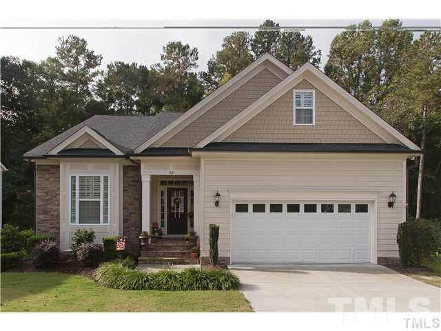 1521 Gracie Girl Way, Wake Forest, NC 27587 (#2268056) :: The Perry Group