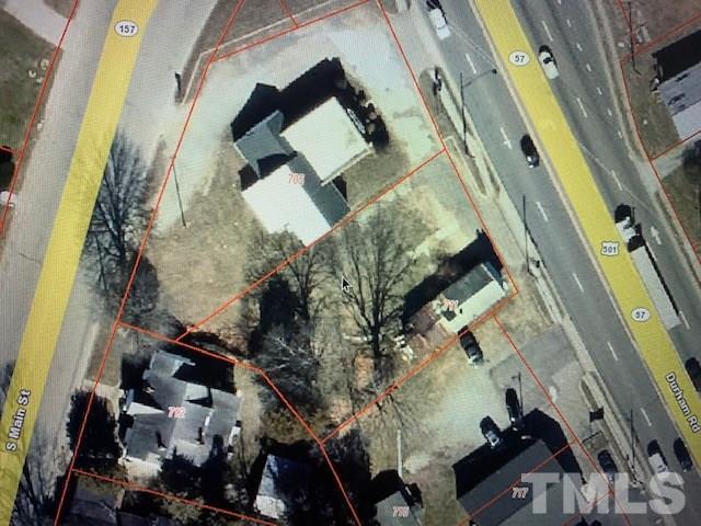 709 Durham Road, Roxboro, NC 27574 (#2269508) :: Marti Hampton Team - Re/Max One Realty