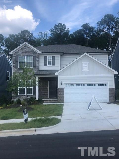 2619 Bordwell Grant Drive Jmg Lot 7, Apex, NC 27562 (#2269958) :: Raleigh Cary Realty