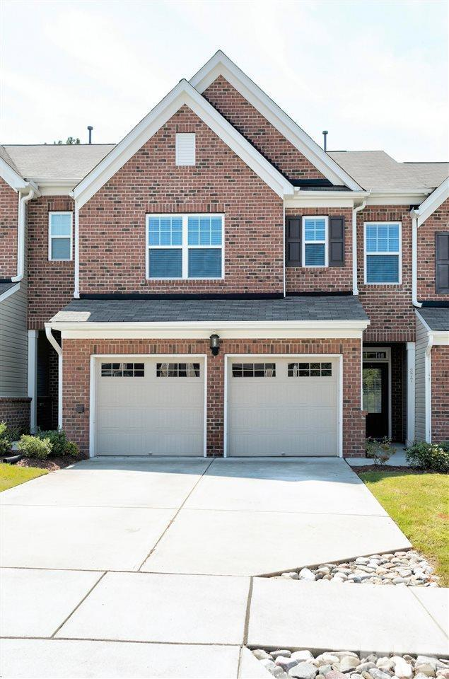 377 Durants Neck Lane, Morrisville, NC 27560 (#2272240) :: Raleigh Cary Realty