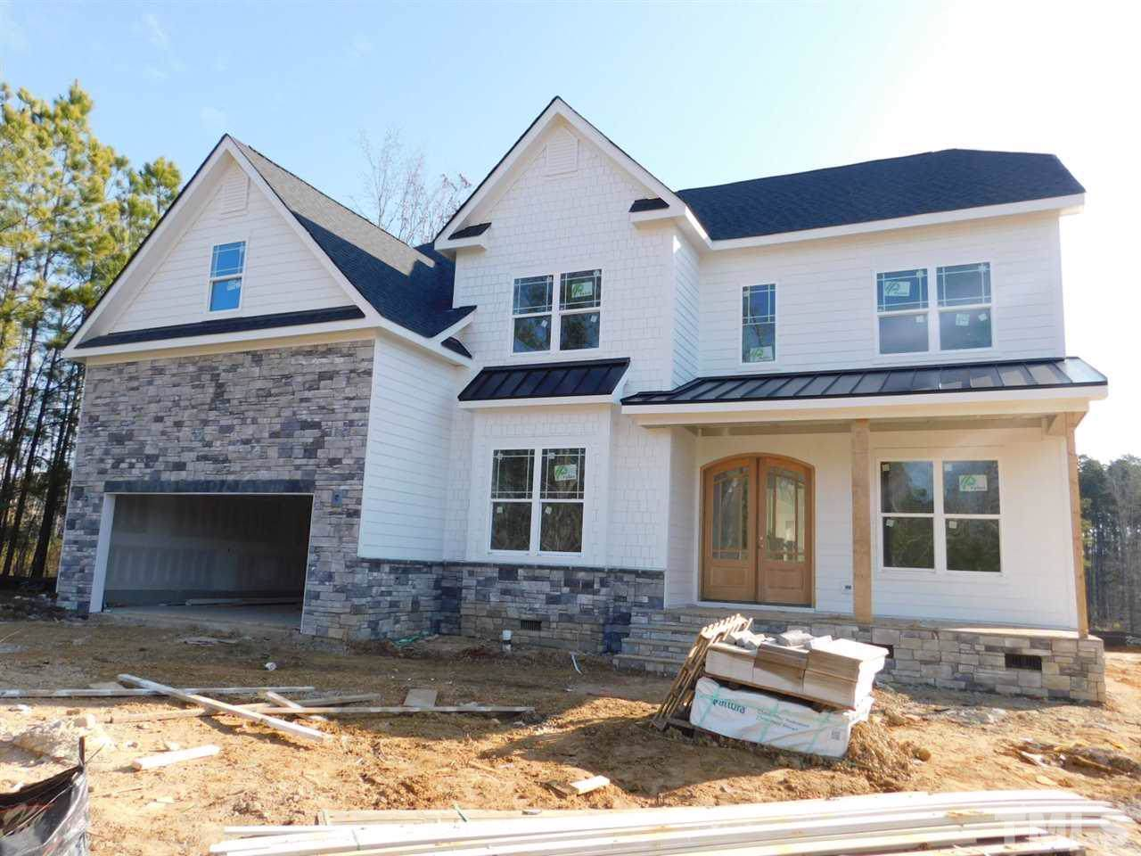 2504 Stonington Drive Lot 55, Apex, NC 27523 (#2274993) :: Real Estate By Design