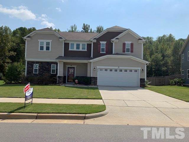 224 Congaree Drive, Holly Springs, NC 27540 (#2278715) :: The Results Team, LLC