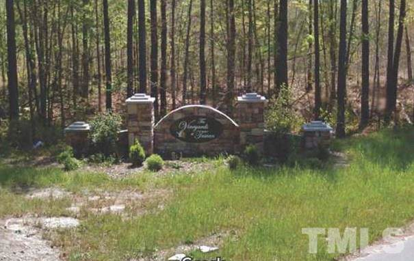 0 Beau View Drive, Wendell, NC 27591 (#2278893) :: Dogwood Properties