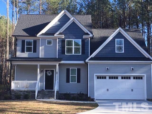 1324 W Green Street, Franklinton, NC 27525 (#2279117) :: Sara Kate Homes