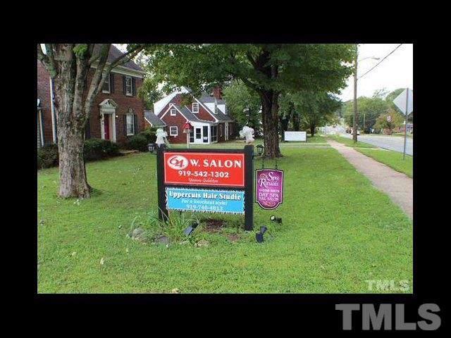 137 West Street, Pittsboro, NC 27312 (#2279148) :: The Amy Pomerantz Group