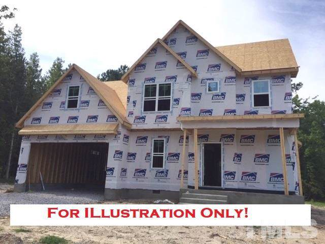 80 Dukes Lane, Youngsville, NC 27596 (#2279170) :: Sara Kate Homes
