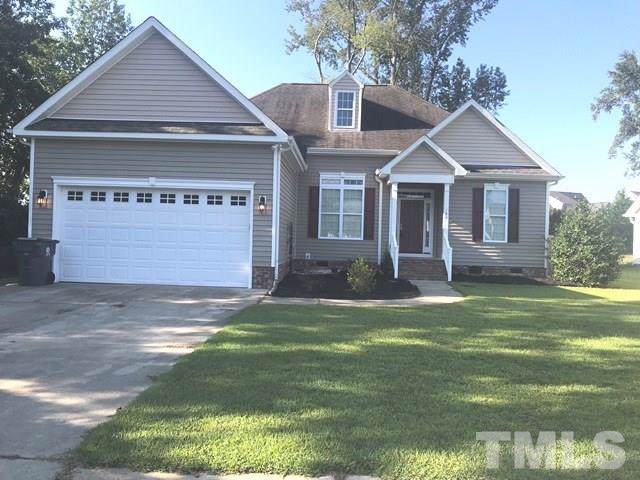 180 Glen Meadow Drive, Angier, NC 27501 (#2279334) :: The Jim Allen Group