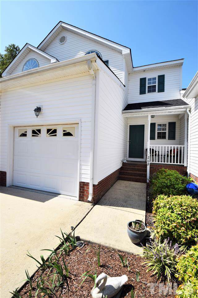 26 Silver Place B, Angier, NC 27501 (#2279354) :: The Amy Pomerantz Group